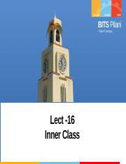 Lect-16 nested classes.pptx