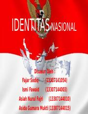 identitasnasional2-140519222940-phpapp01.pptx