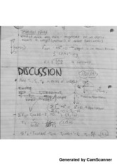PHYS 131 Collection of Notes