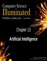 CH13 Artificial Intelligence