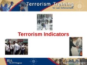 terrorismindicators
