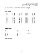 12 Activity-based Costing C ans