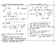 Stat 531 Confidence Intervals Notes