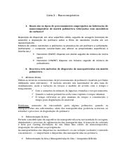 Lista 2 - Nanocompósitos.doc