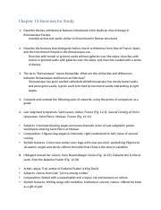 Chapter 12 Exercises for Study.docx