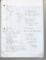 Physics Ch 9 Notes