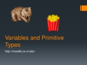 variables-and-primitives