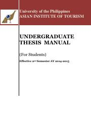 Undergraduate Thesis Manual for Students (2nd Sem AY 1415).pdf