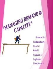 MANAGING+DEMAND+&+CAPACITY (2).ppt