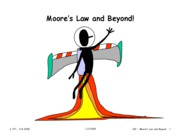 L20 Moore Laws and Beyond