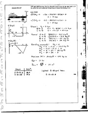 570_Mechanics Homework Mechanics of Materials Solution