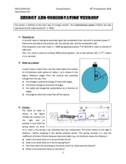 tutorial sheet 6