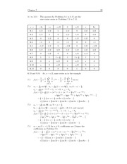 Mathematic Methods HW Solutions 30