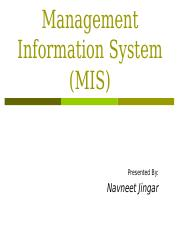 managementinformationsystemmis-131220035324-phpapp02.ppt