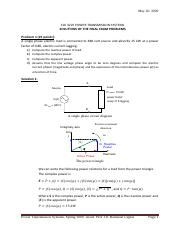 Solutions_of_the_Final_Exam_Power_Transmission_Systems_Spring_2009