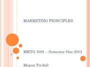 MKTG1001lecture1