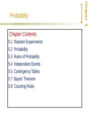 Ch5 Probability.ppt