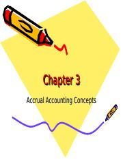 Chapter 3 - Accrual Accounting.ppt
