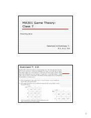 MA301 Game Theory Exercise 07-2015.pdf