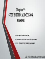 STEP IN ETHICAL DECISION MAKING 2.pptx