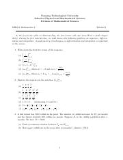 MH1811 Tutorial 1_Sequences_revision