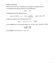 Copy of Complex Numbers -- Homework #6