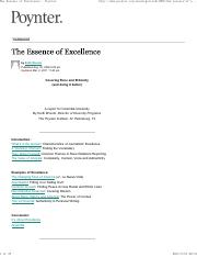 The Essence of Excellence.pdf