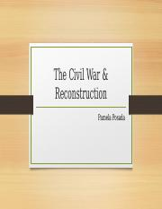 The Civil War & Reconstruction.pptx