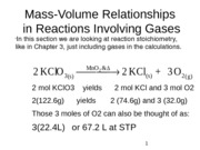 Chemistry - Chapter 12 - 2