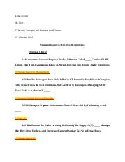 Human Resources (H.R.) Test Corrections.docx
