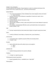 Chapter 2 study guide fs 2014