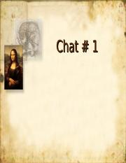 Chat 1.ppt