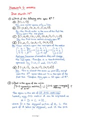 Homework 6 - Solutions (handwritten)