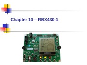 Chapter 10 - RBX430-1