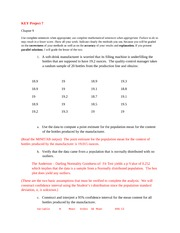 Math 246 Project 7 Sample KEY (1)