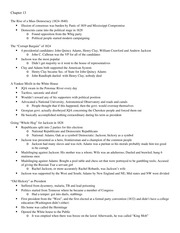History_Chapter 13_Outline