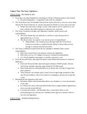 Ch. 9-12 Reading Notes
