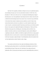 Essay about addiction .docx