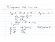 CSE361S-HeterogeneousDataStructs