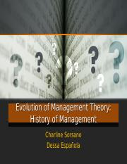 1 Evolution of Management Theory.ppt