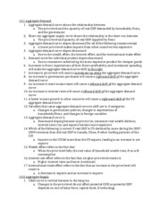 Chapter 13 Study Plan Questions