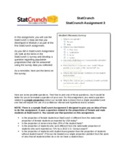 M3_StatCrunch_Assignment_3