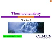 Ch. 8 Thermochemistry Revised