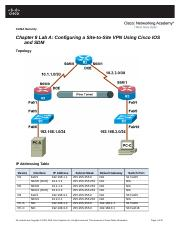 Security_Chp8_Lab-A-Site2Site-VPN_Student