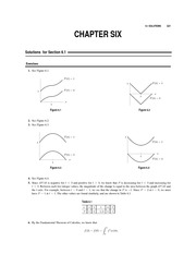 Chapter 6 Homework Solution