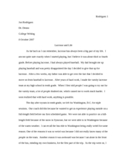 College writing 2