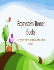 Ecosystem Tunnel Books (1)