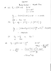 Magnetic Forces Practice Problems Solutions