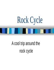 Rock Cycle2.ppt