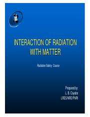 -4 Interaction of Radiation with Matter (LB Cayabo).pdf